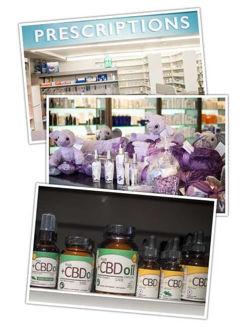 Santé Store and Products